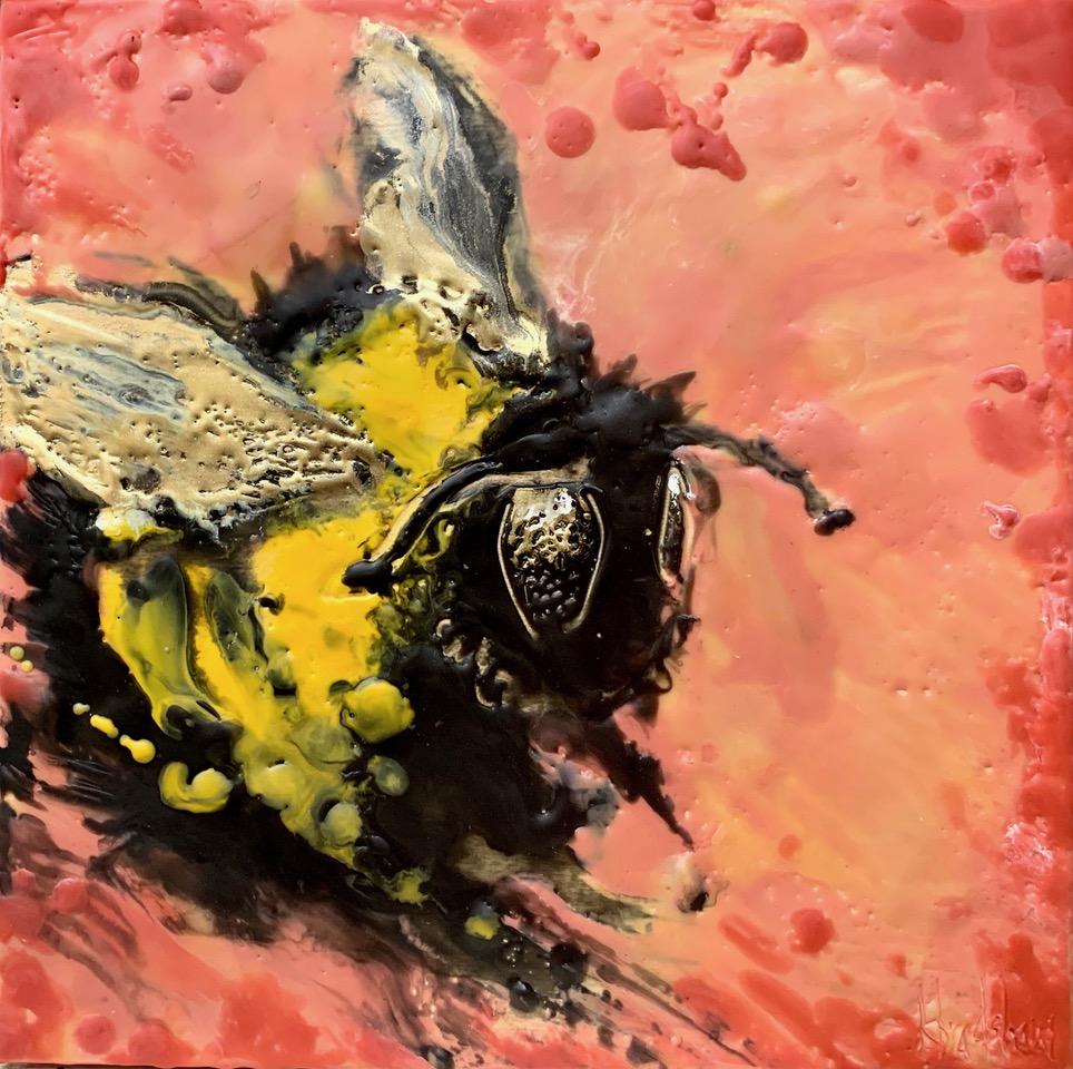 Carnation by  Kathy Bradshaw - Masterpiece Online