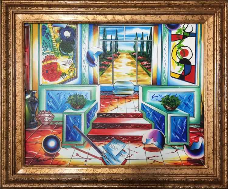 Master Room by  Alexander Astahov - Masterpiece Online
