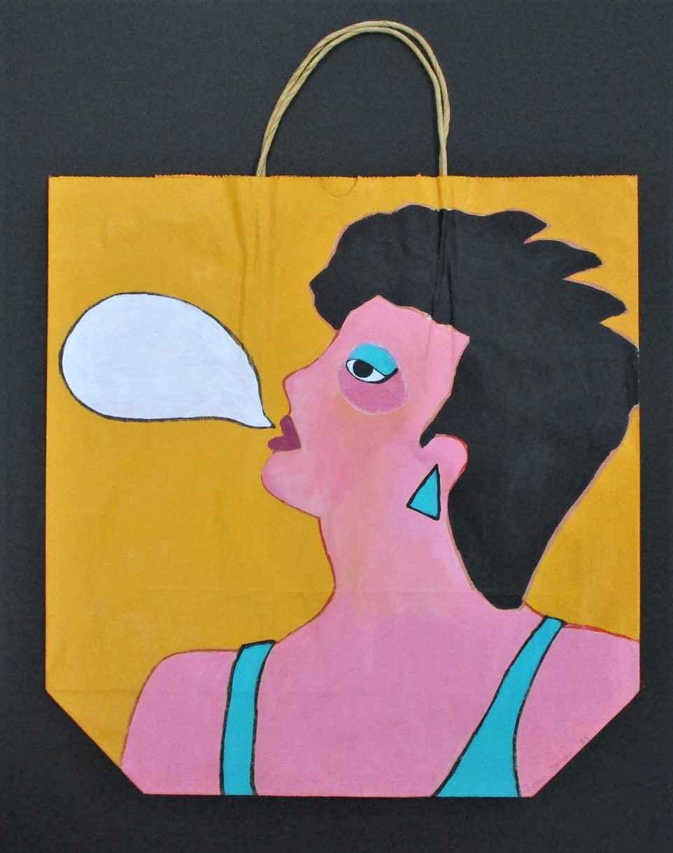 Unknown ( shopper) by  Mar Goman - Masterpiece Online