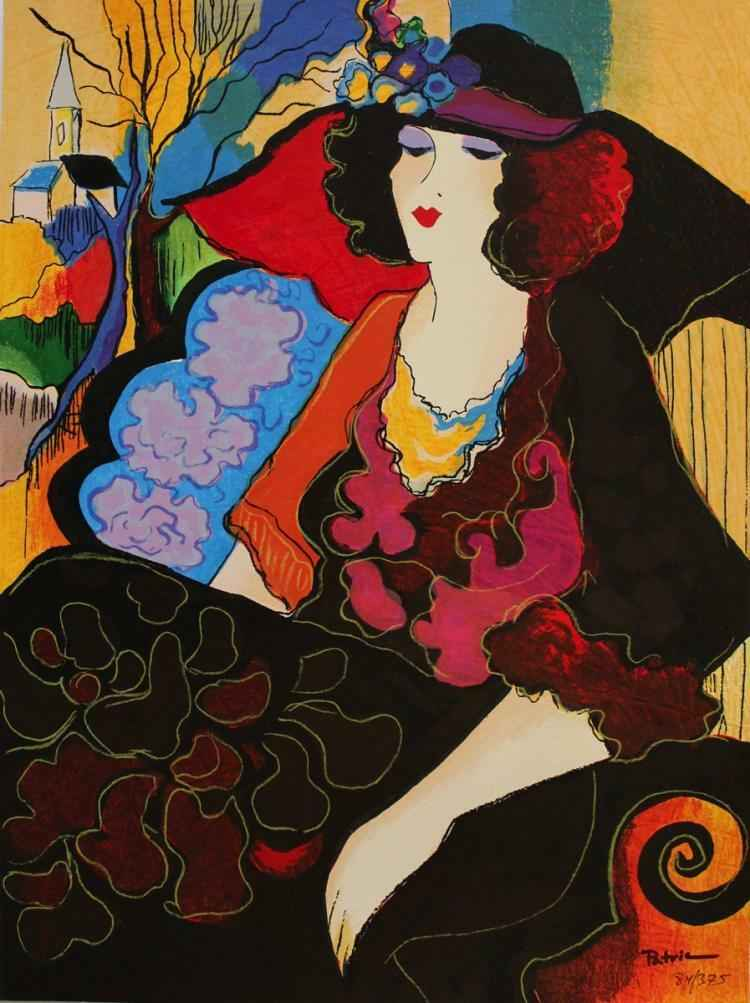Elizabeth by  Patricia Govezensky - Masterpiece Online