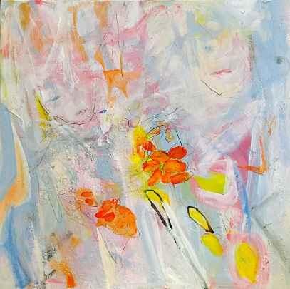 Painted Ladies w/Bouq... by  Steve Lyons - Masterpiece Online