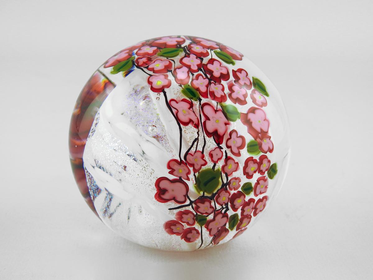 Paperweight/Cherry Bl... by  Shawn Messenger - Masterpiece Online