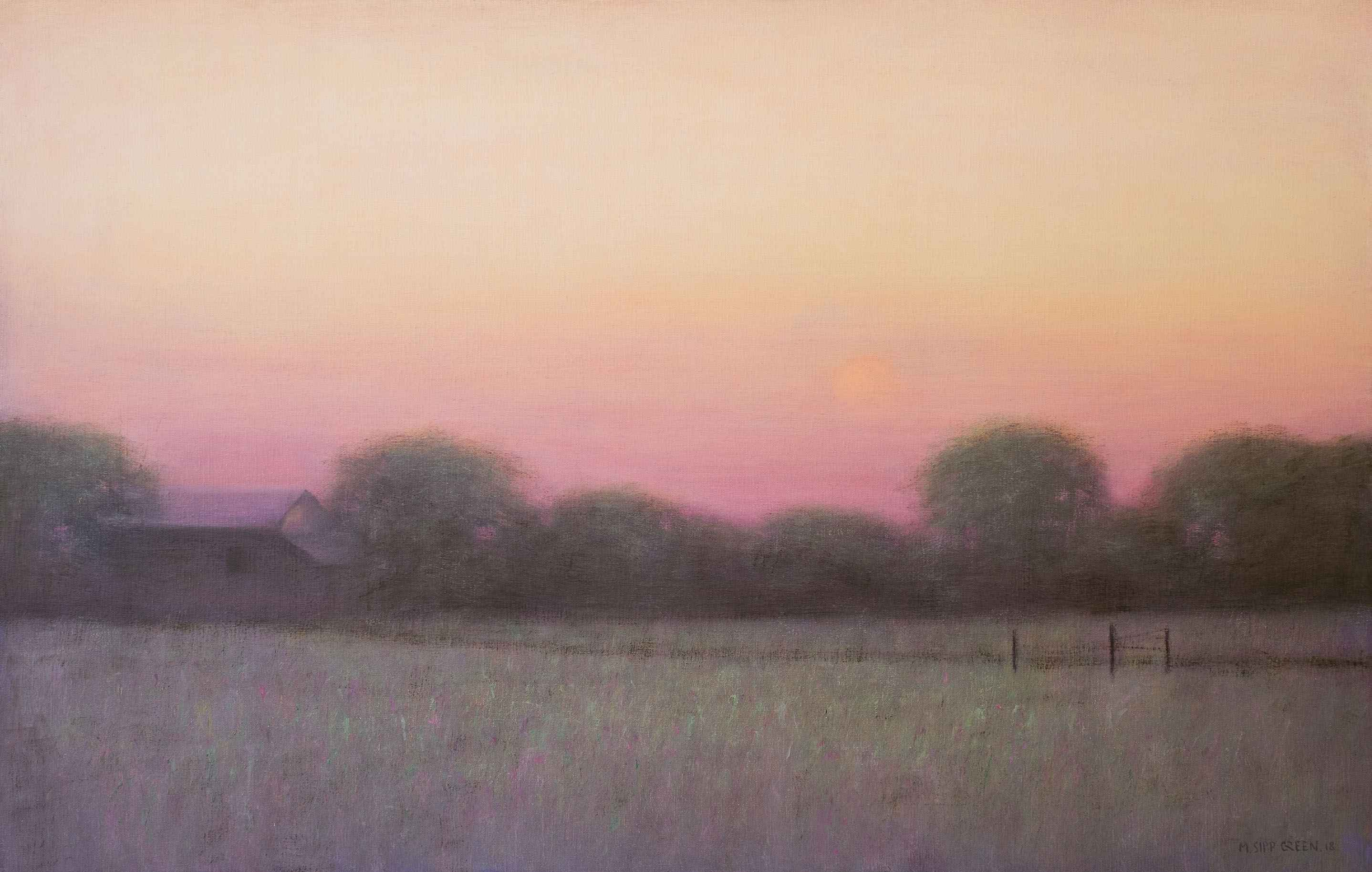 West Tisbury Fields, ... by  Mary Sipp Green - Masterpiece Online