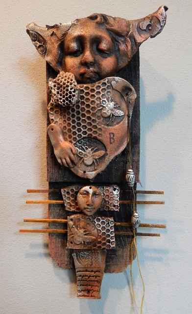 Beekeeper by  Lyn Belisle - Masterpiece Online