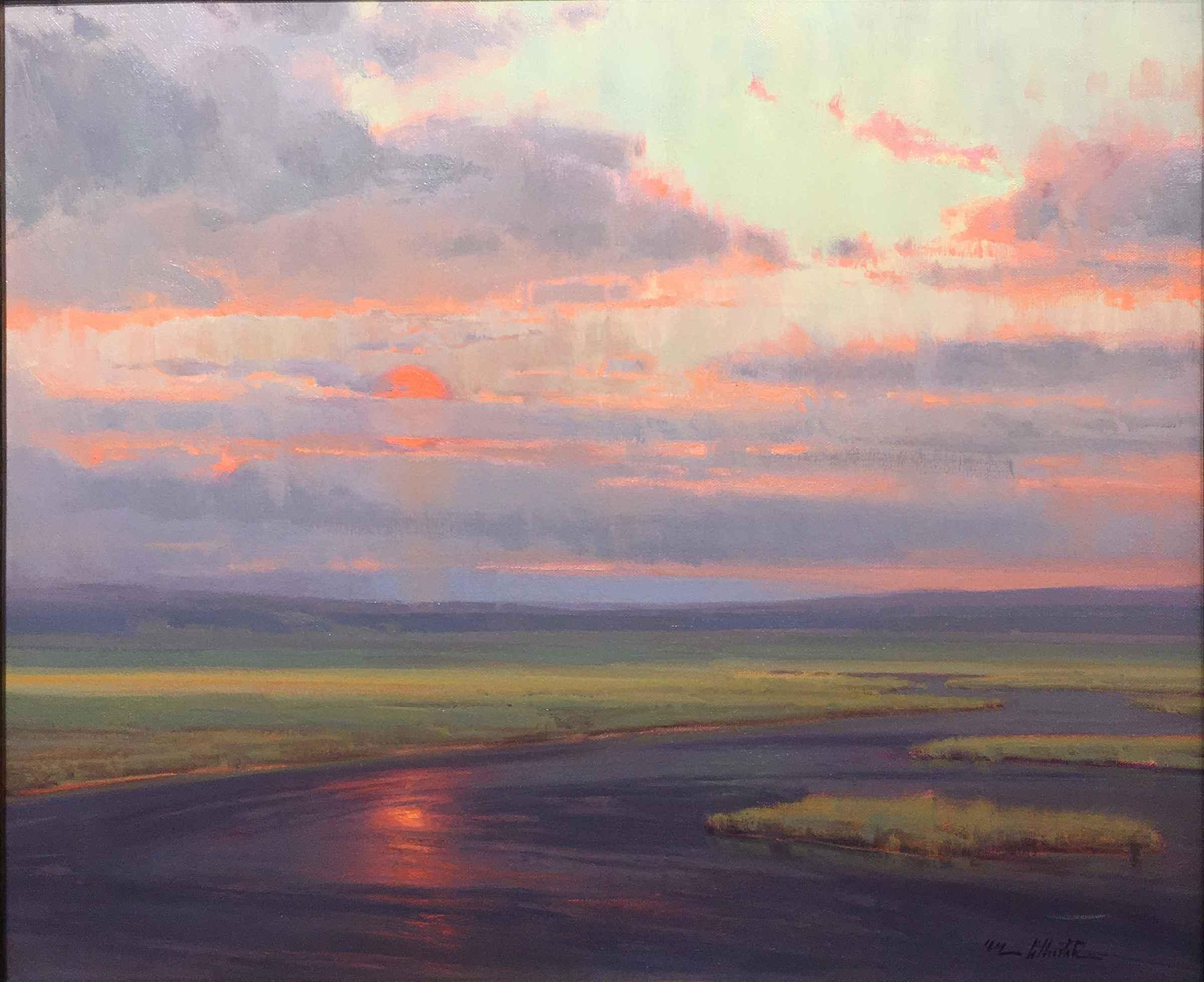 Sun Deep by  Michael Albrechtsen - Masterpiece Online