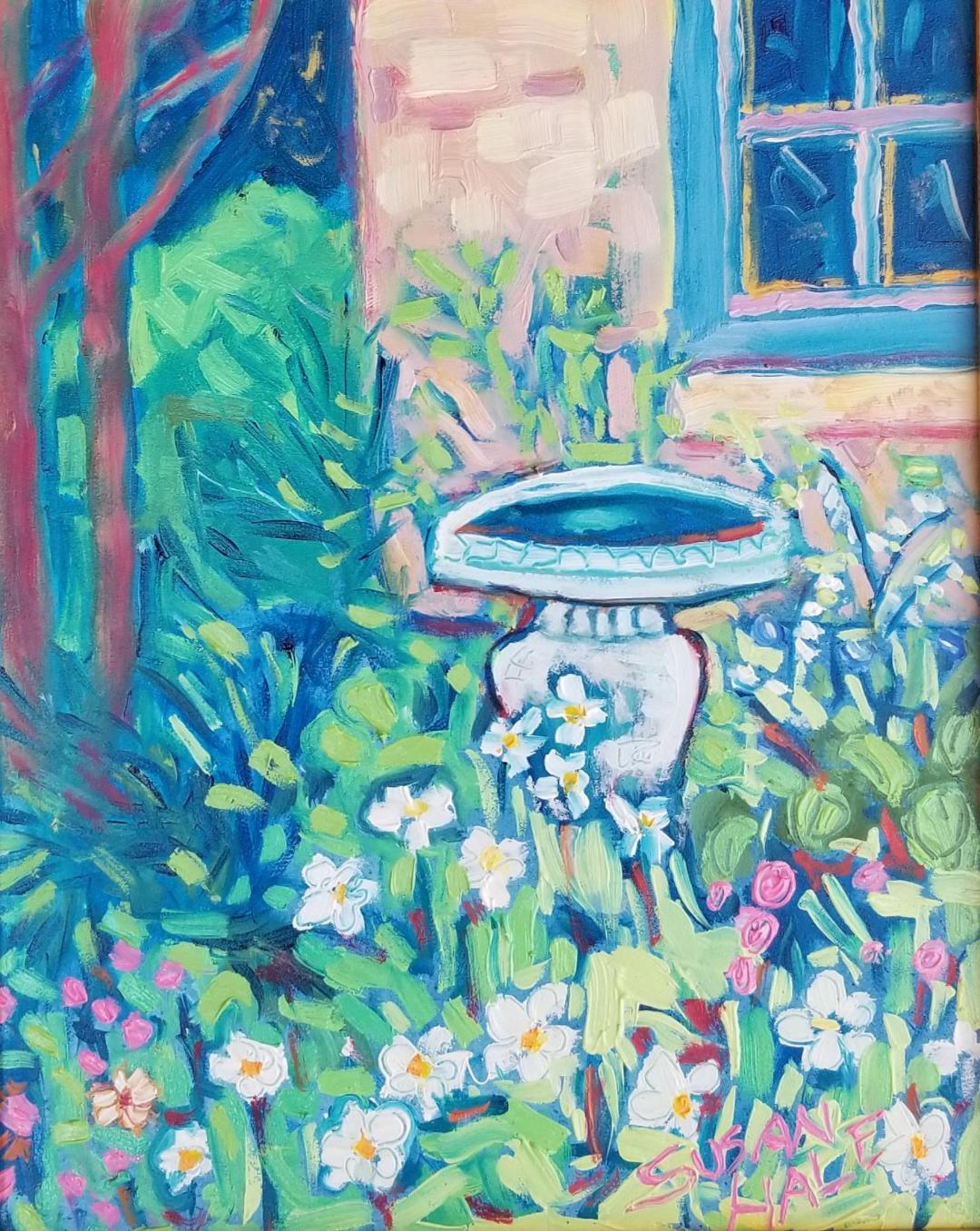 Nancy's Morning Garden