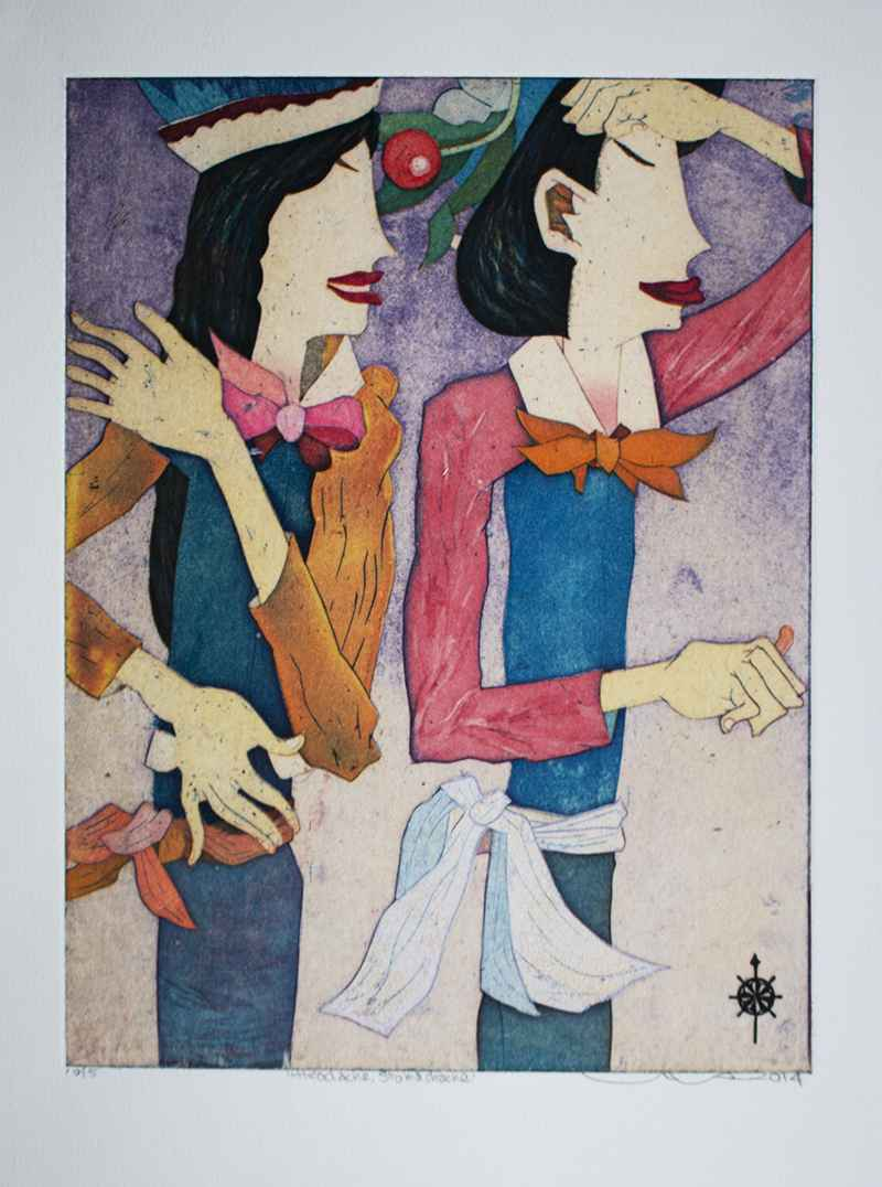 Headache, Stomachache by  Yuji Hiratsuka - Masterpiece Online