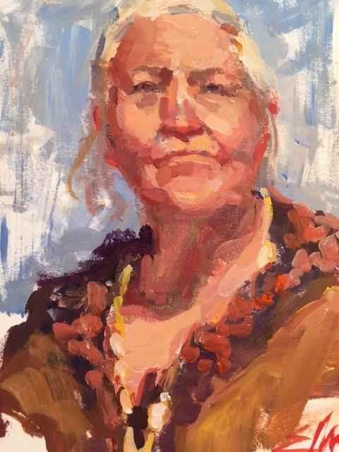 Wise Woman by  Melinda Morrison - Masterpiece Online