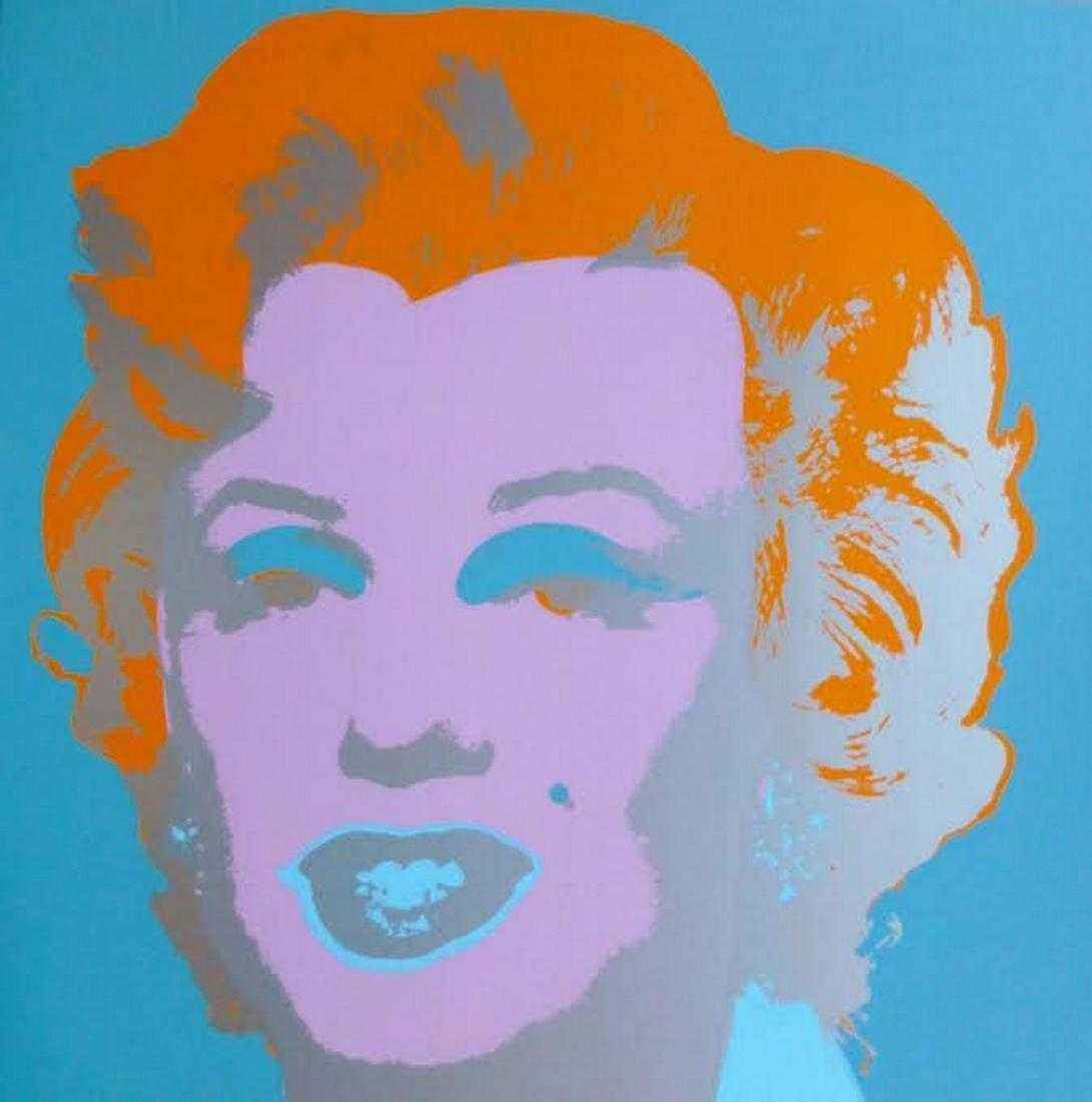 Marilyn by  Andy Warhol - Masterpiece Online
