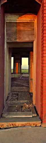 Lincoln Co. Door