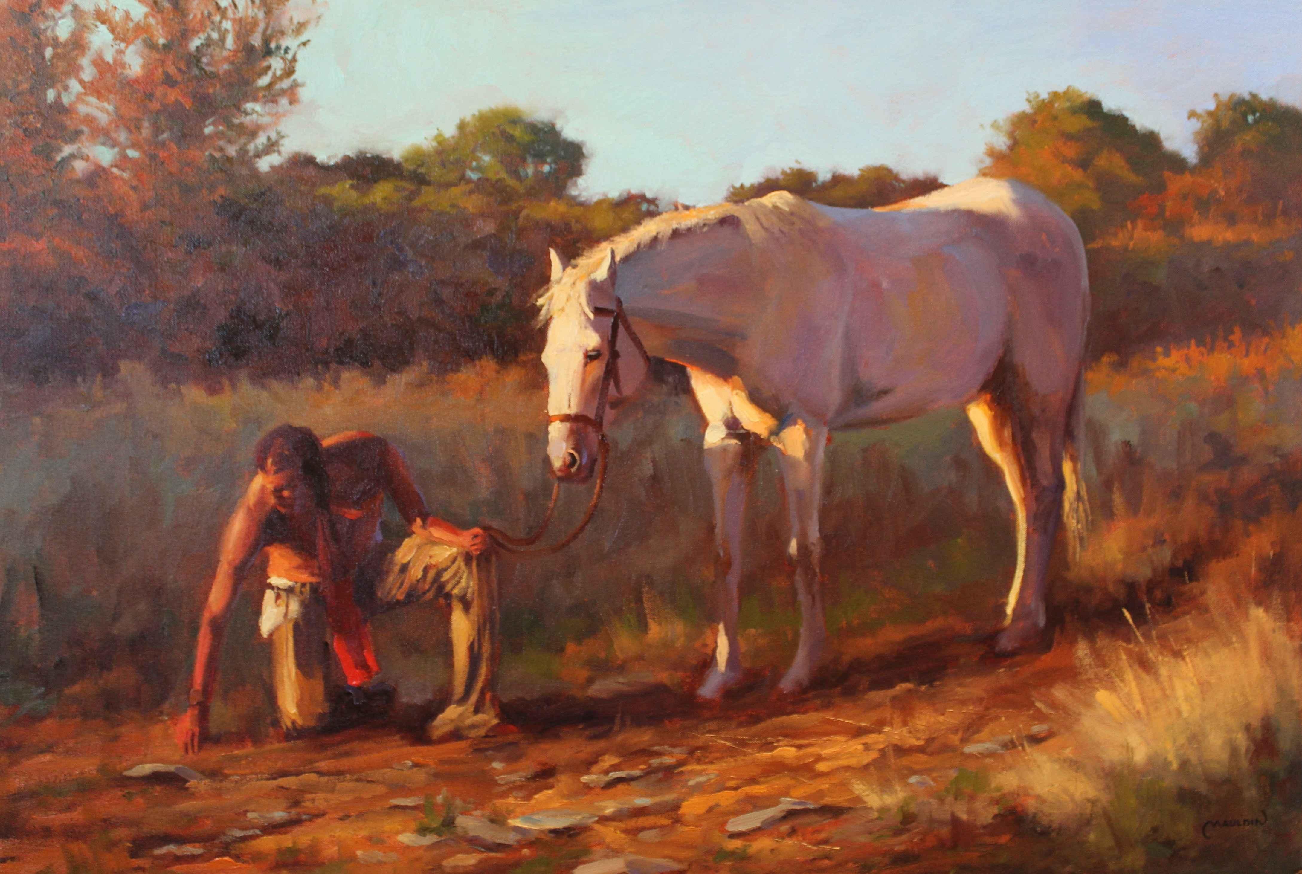Seekers by  Chuck Mauldin - Masterpiece Online