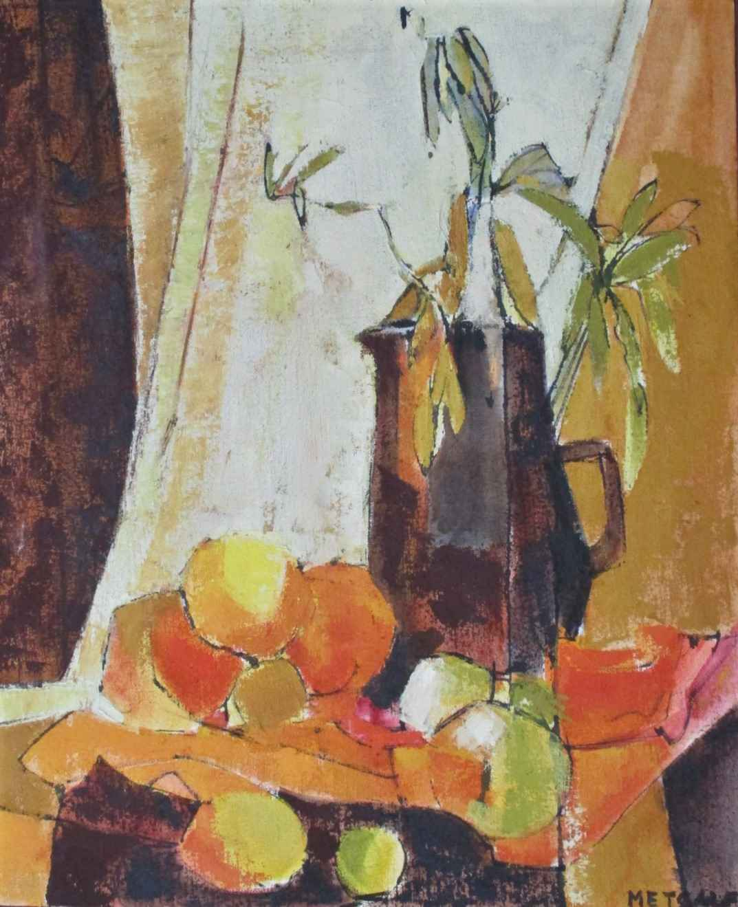 Unknown (Pitcher with... by  Joan Metcalf - Masterpiece Online