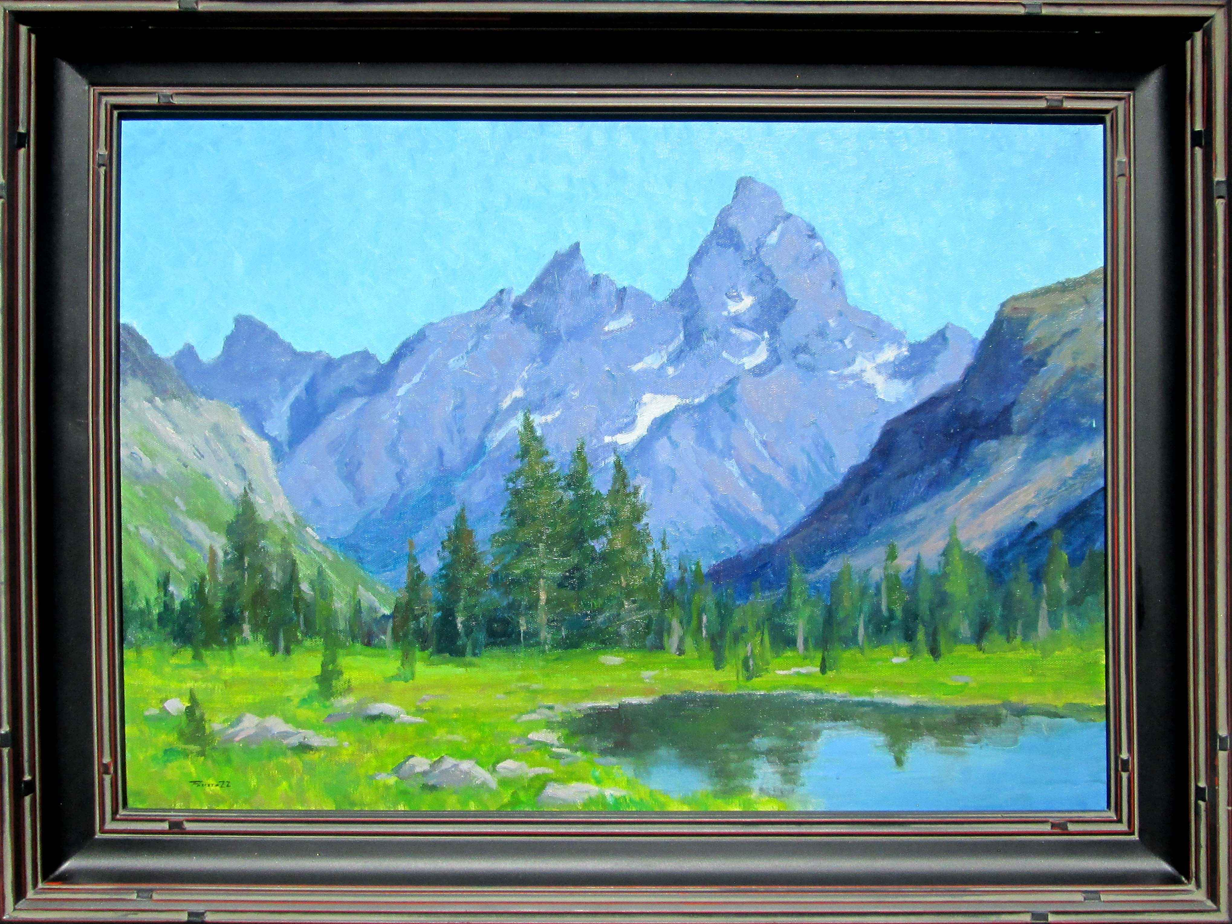Back Country by  Gregg Russell - Masterpiece Online