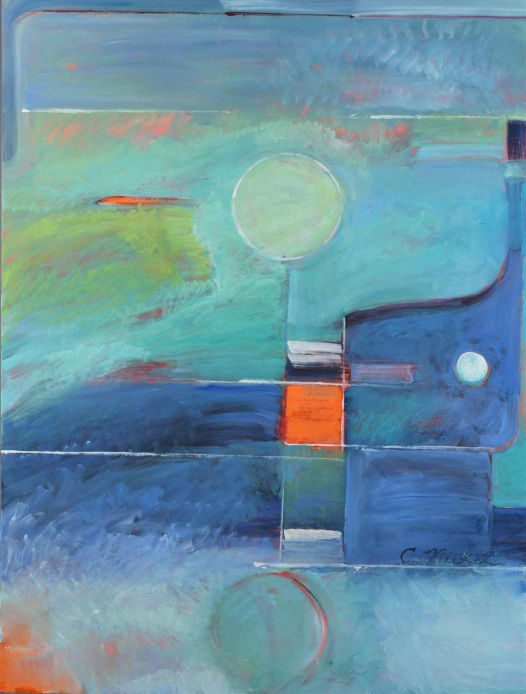 Into the Stillness  by  Charlotte Nickel