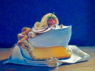 Lemon Pie with a Twist