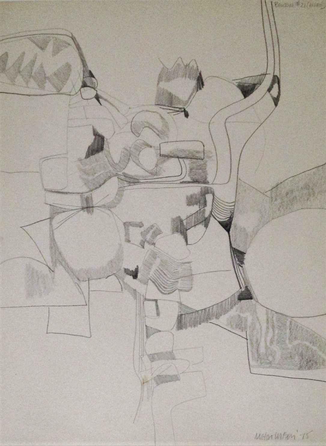 Untitled ( Benton #21) by  Milton Wilson - Masterpiece Online