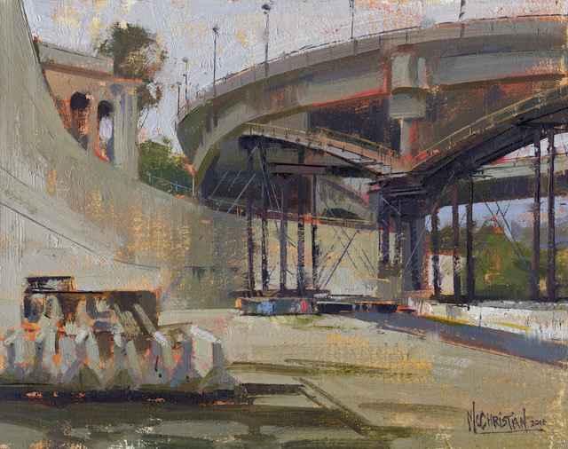 'Under Construction' by  Jennifer McChristian - Masterpiece Online
