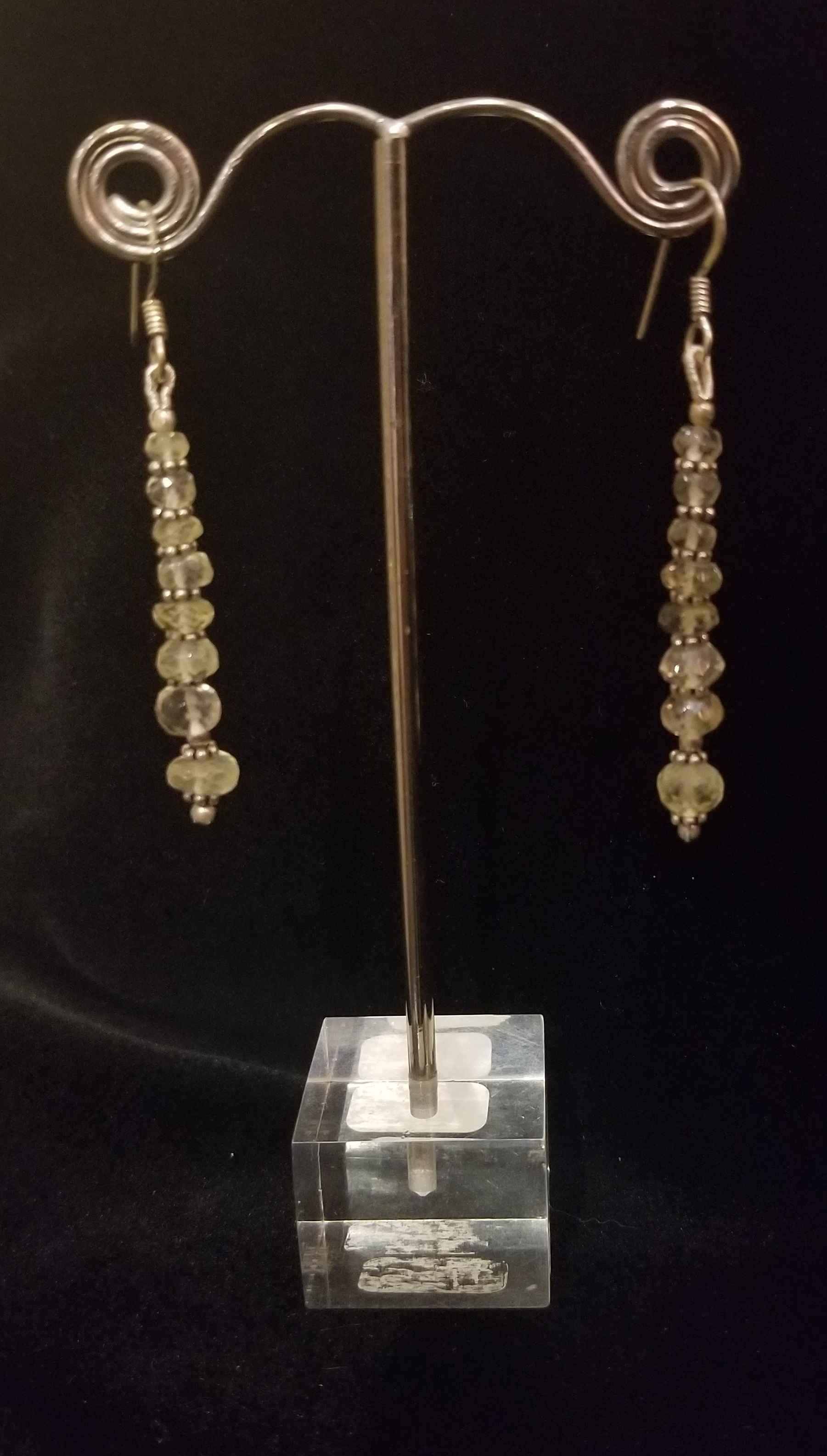 Earrings - Ascending ... by  Gallery Pieces - Masterpiece Online