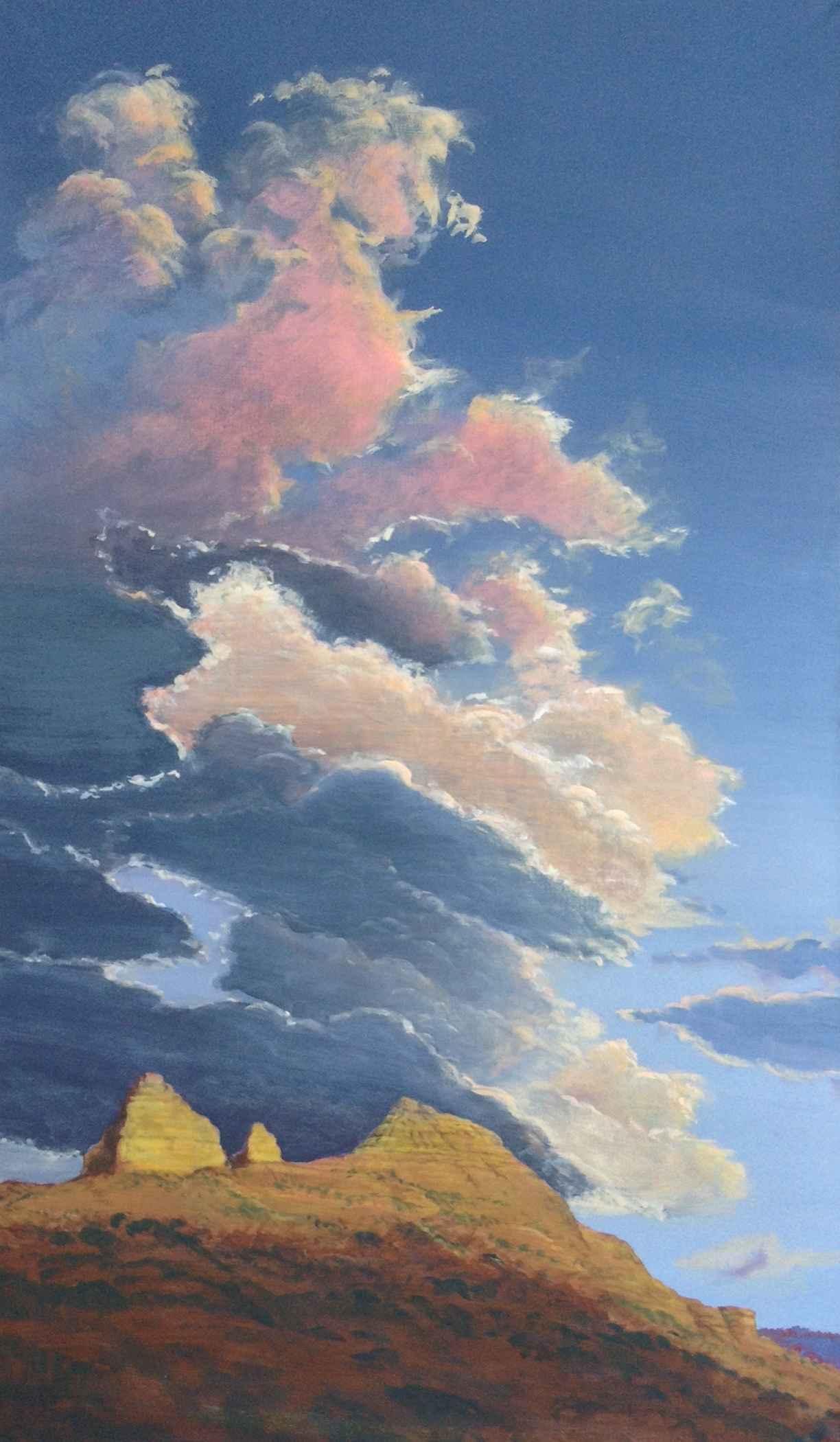 Sedona by  Reagan Word - Masterpiece Online