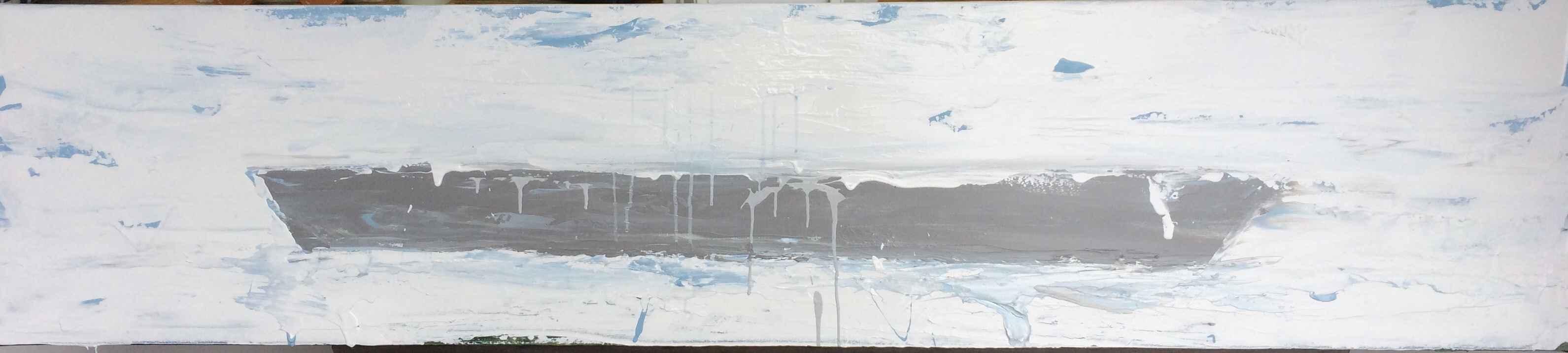 Qayaq At Lands End by  Steve Lyons - Masterpiece Online