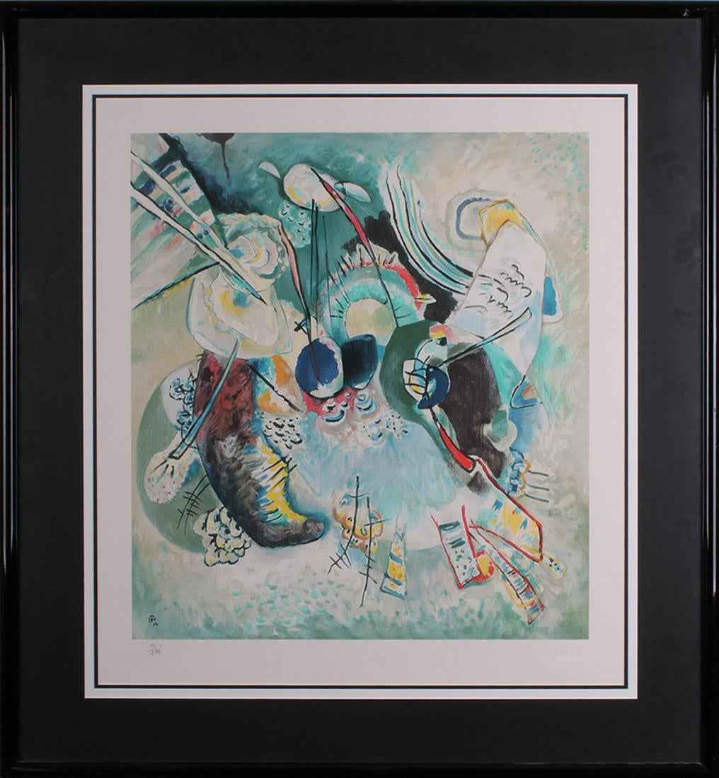 Untitled by  Wassily Kandinsky - Masterpiece Online