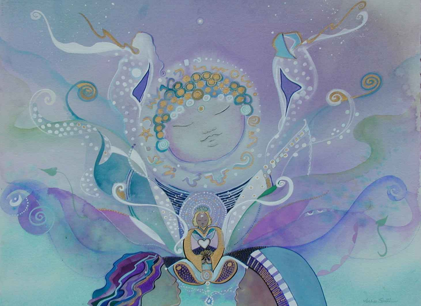 The Inner Journey, S/... by  Andrea Smith - Masterpiece Online