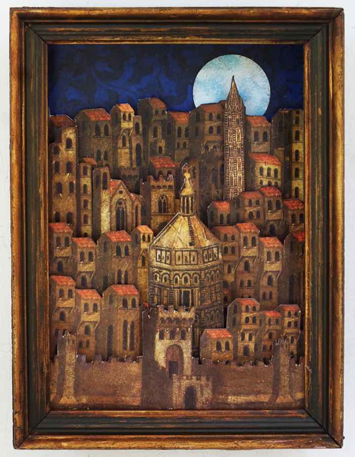 Midnight in Firenze V by  Scott Rolfe - Masterpiece Online