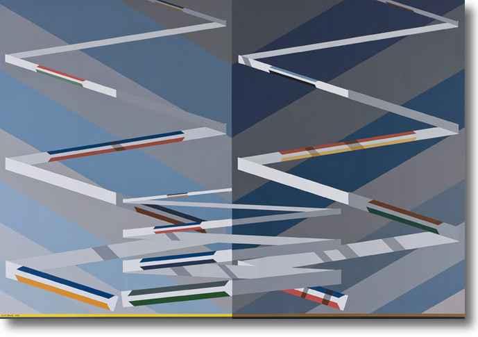 Airport Series: Fligh... by Mr. Malcolm Montague Davis - Masterpiece Online
