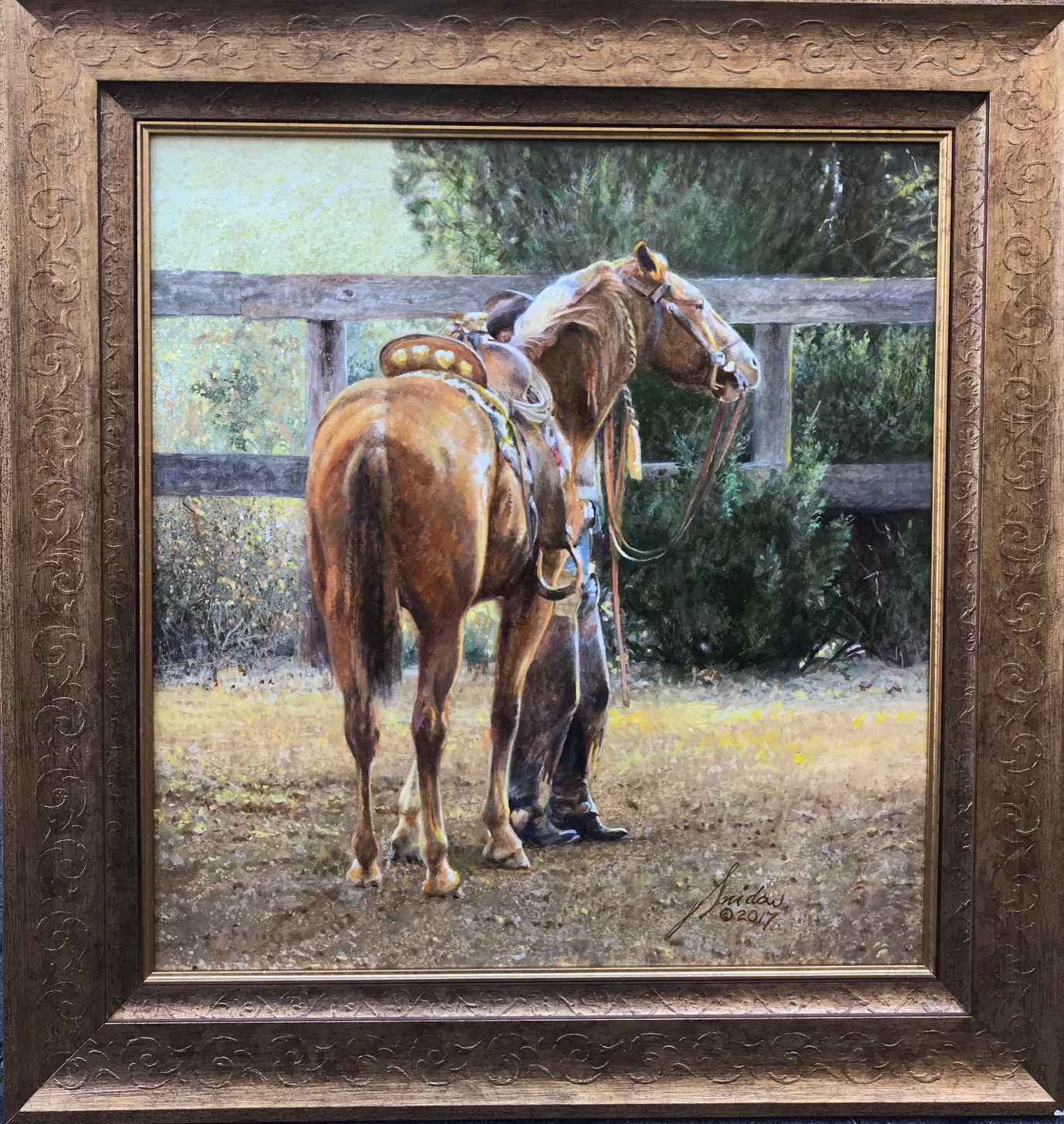 His Favorite by  Gordon Snidow - Masterpiece Online