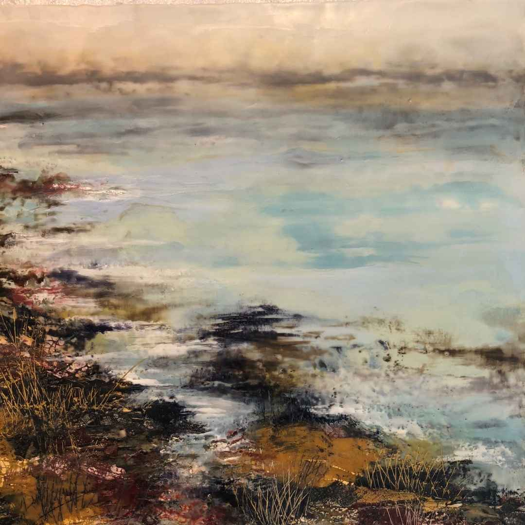 Mist Over the Bay by  Emma Ashby - Masterpiece Online