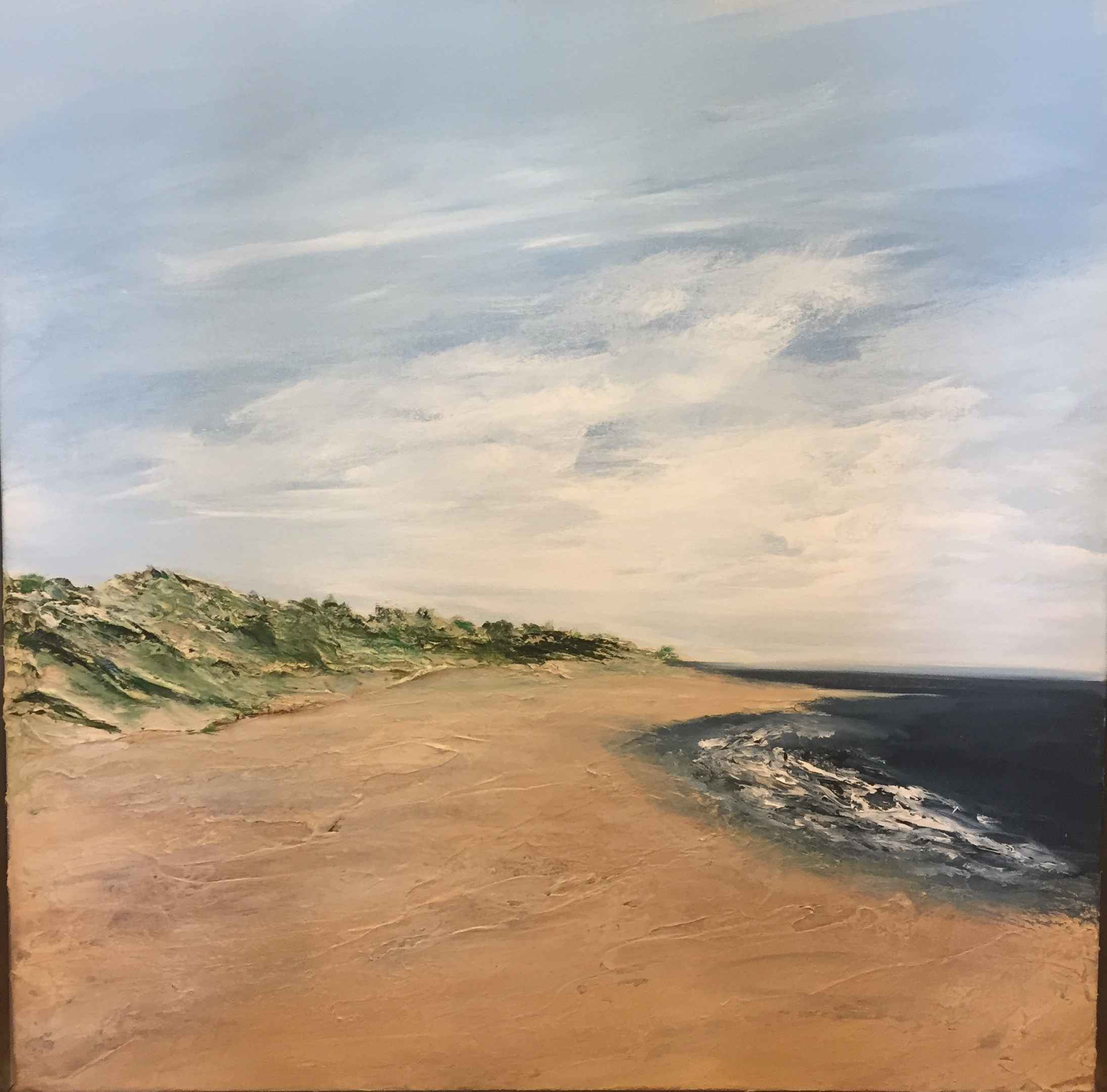 Summer's Point #2 by  Steve Lyons - Masterpiece Online
