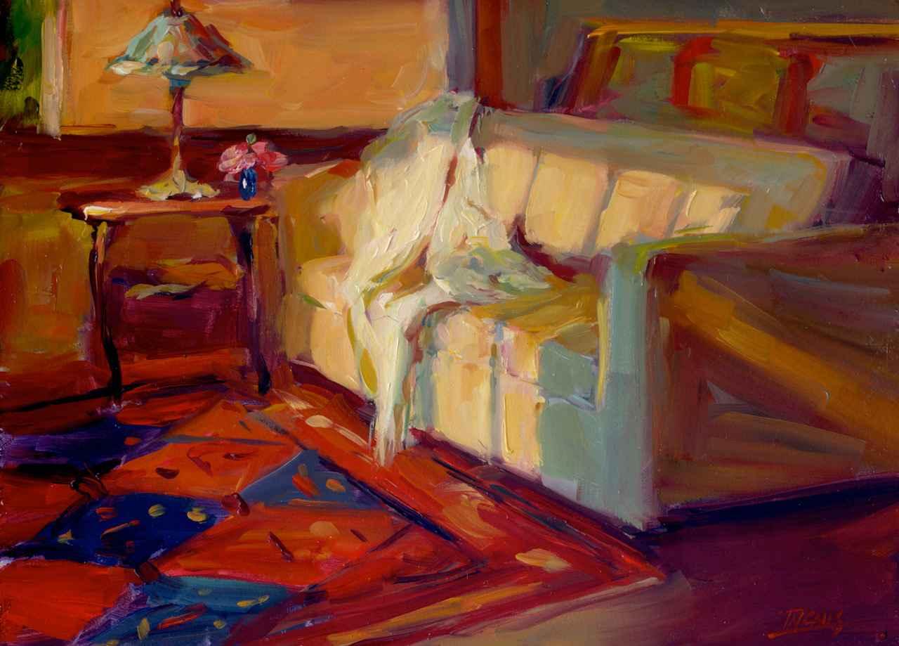 Cozy Corner by  Pam Ingalls - Masterpiece Online