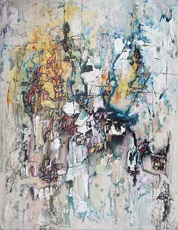 Abstract 182395 by  Maya Eventov - Masterpiece Online