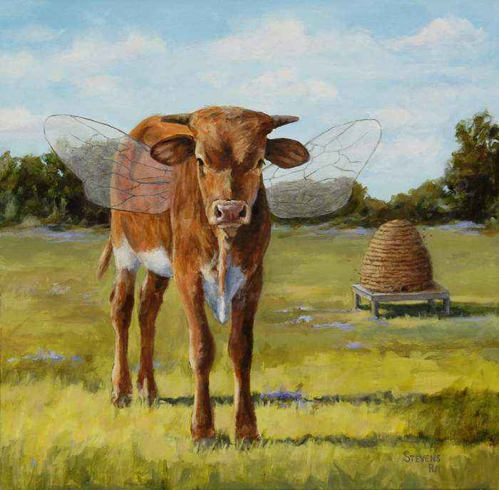 The Bees Knees by Ms Sandra Stevens - Masterpiece Online