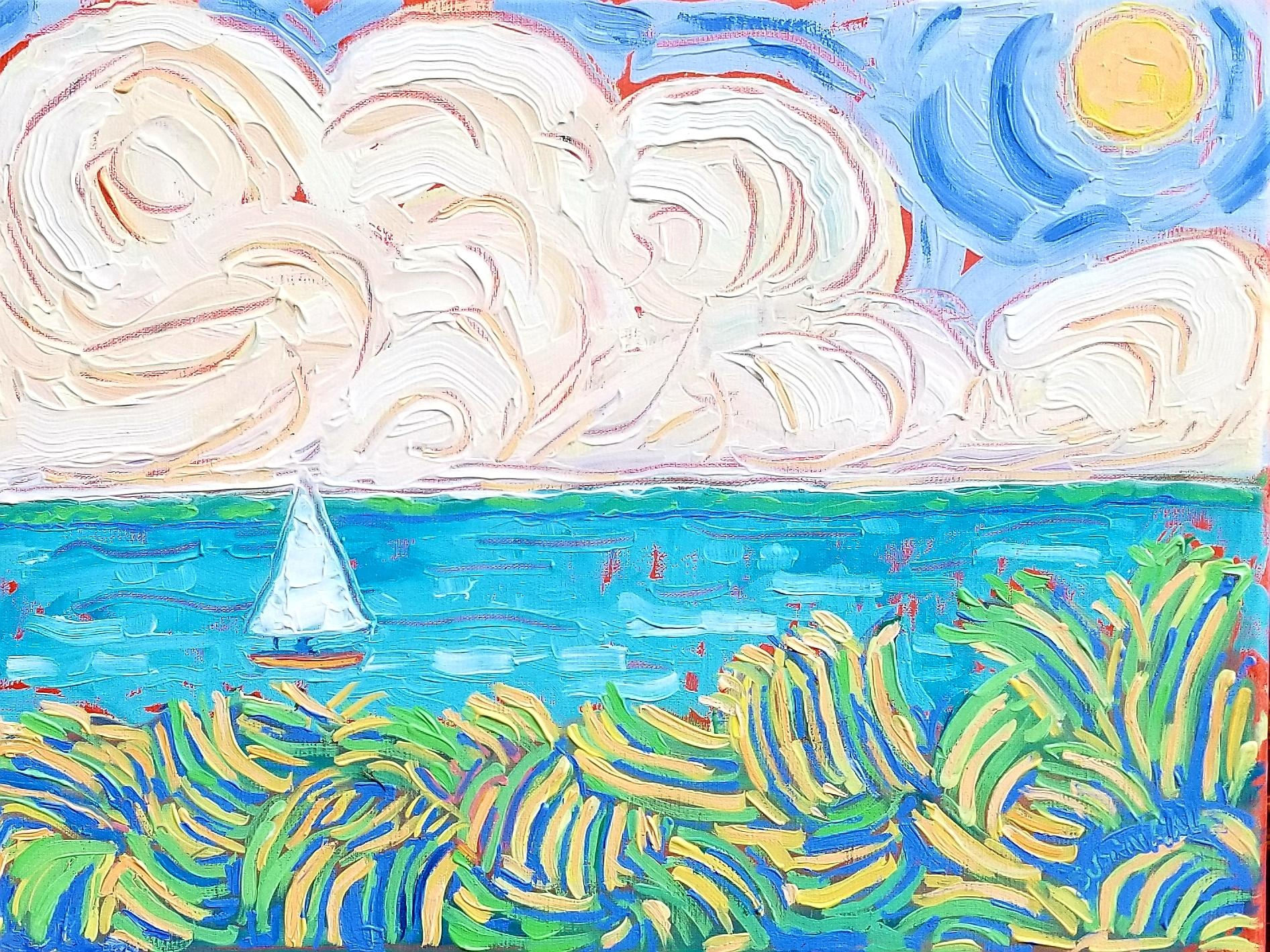 Sailing with Vincent