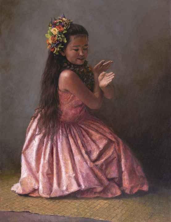 Kealoha by  Edwin B. Kayton - Masterpiece Online