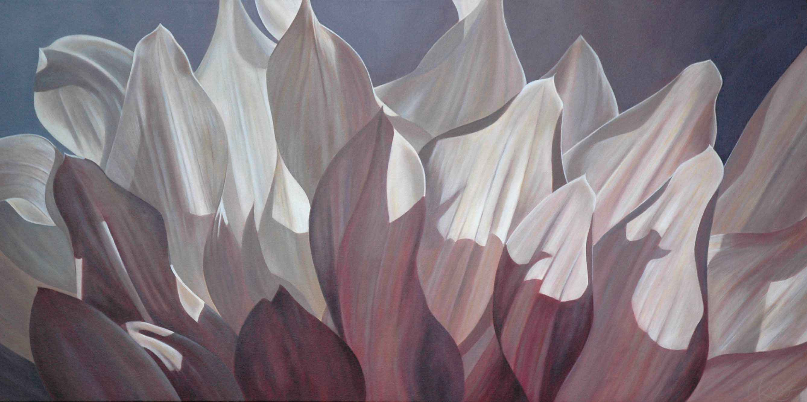 Dahlia #2 by  Laurie Koss - Masterpiece Online
