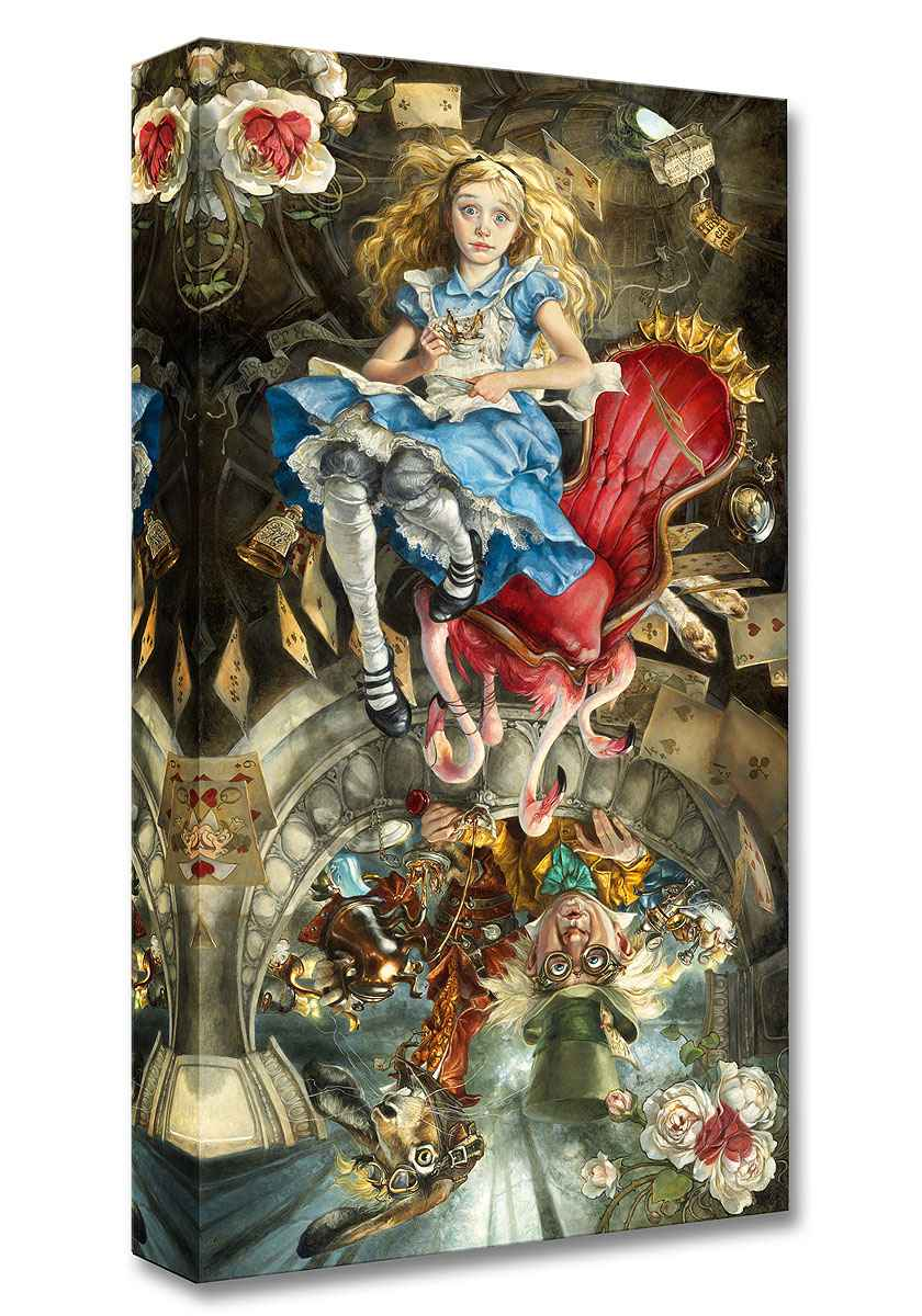 We're All Mad Here  (... by  Heather Theurer - Masterpiece Online