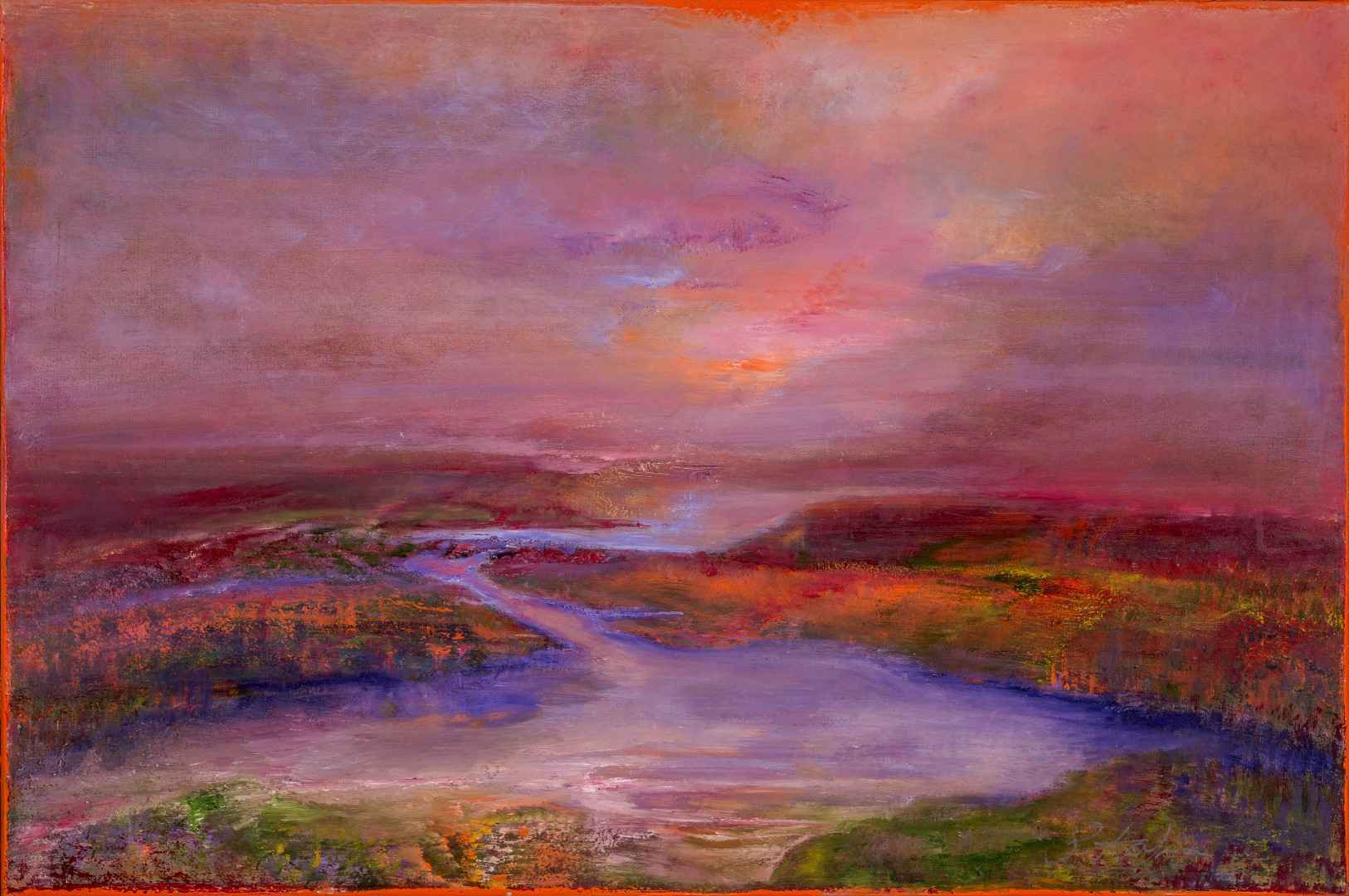Rose Serenity by  Patricia Kaufman - Masterpiece Online