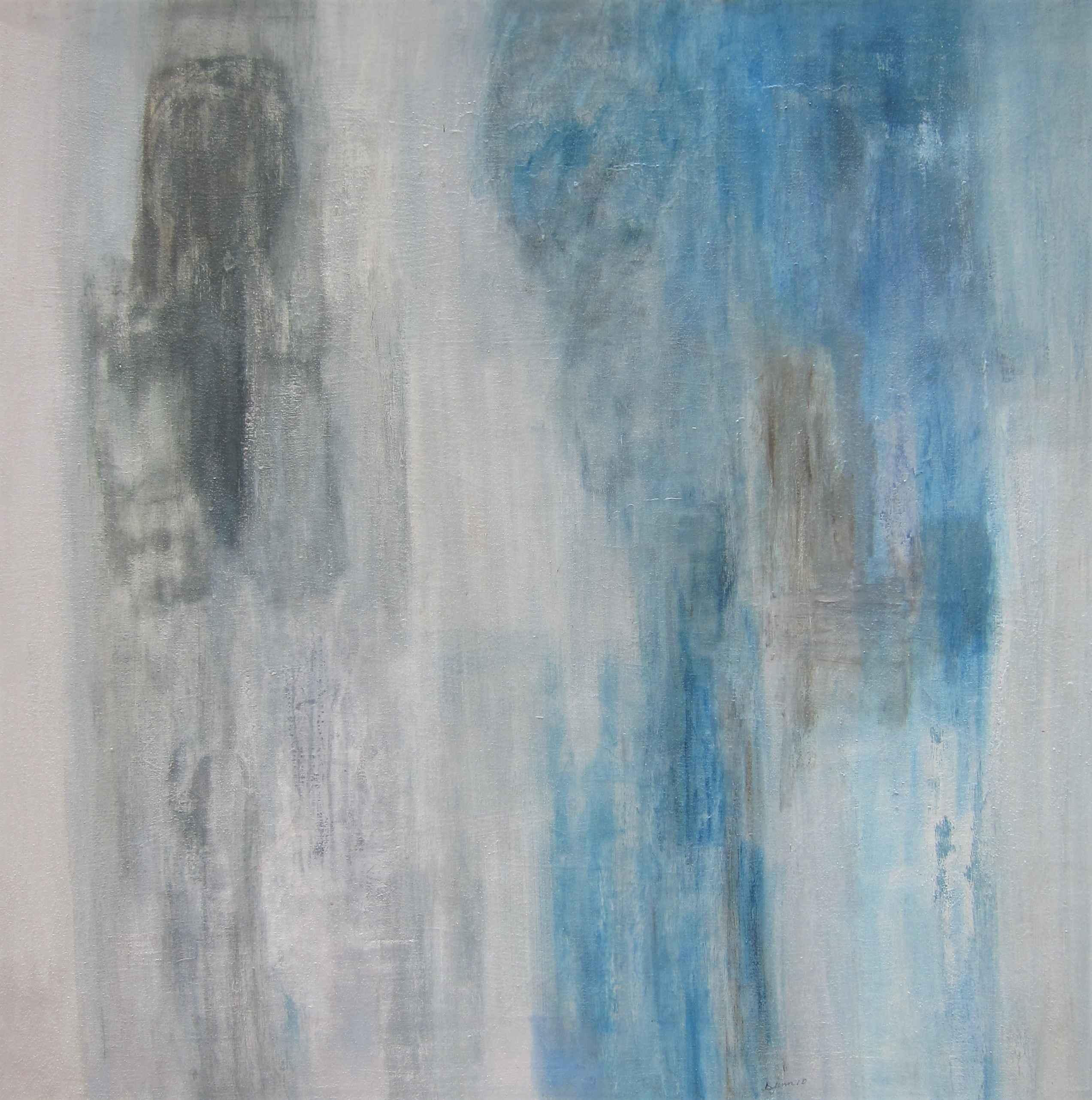 Blue Grey by  Sergine ANDRE - Masterpiece Online