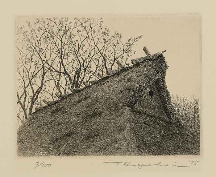Thatched Roof No.26 by  Ryohei Tanaka - Masterpiece Online