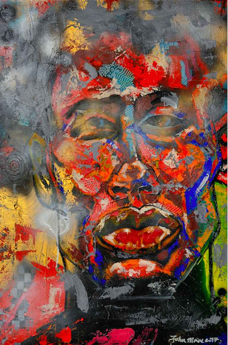 The Visionary by Mr John Madu - Masterpiece Online
