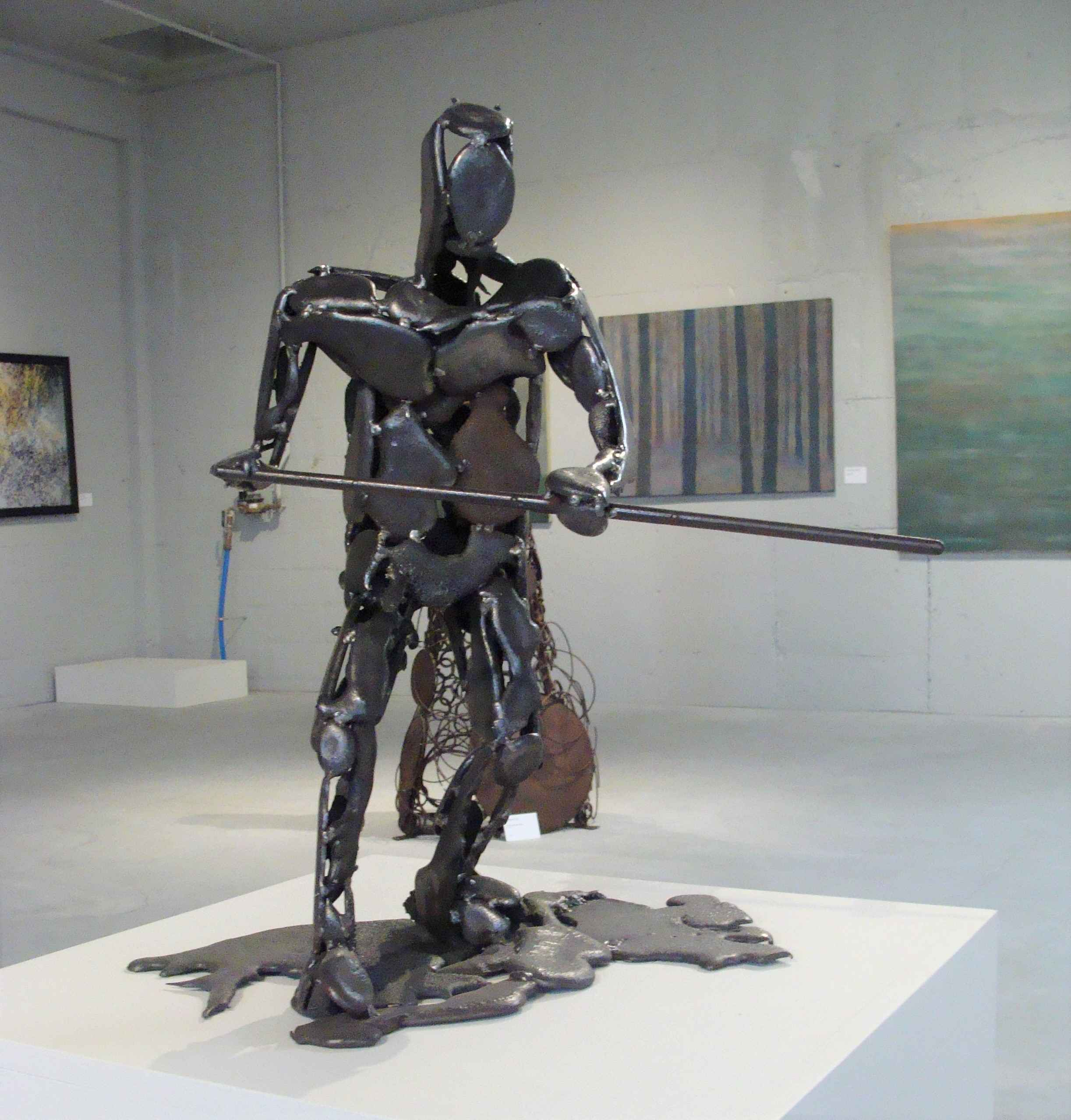 Labor Tramp 1 by Mr. Garrett Krueger - Masterpiece Online