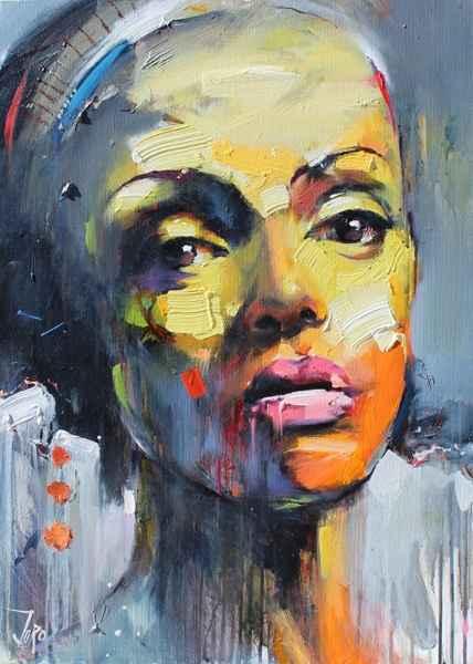 Hot by  Georgi Kolarov - Masterpiece Online