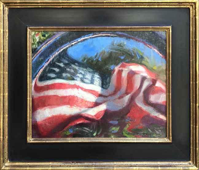 Reflected Glory by  Nancy Boren - Masterpiece Online