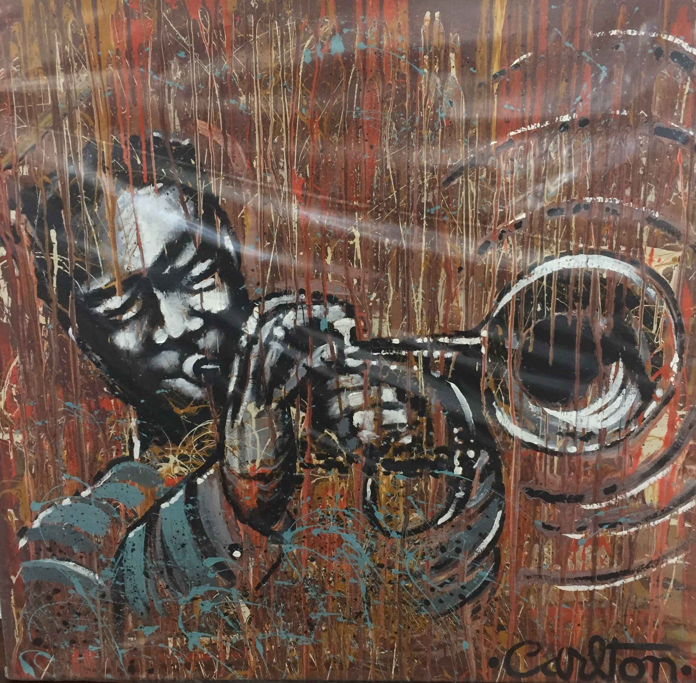Echoes by  Trevor Carlton - Masterpiece Online