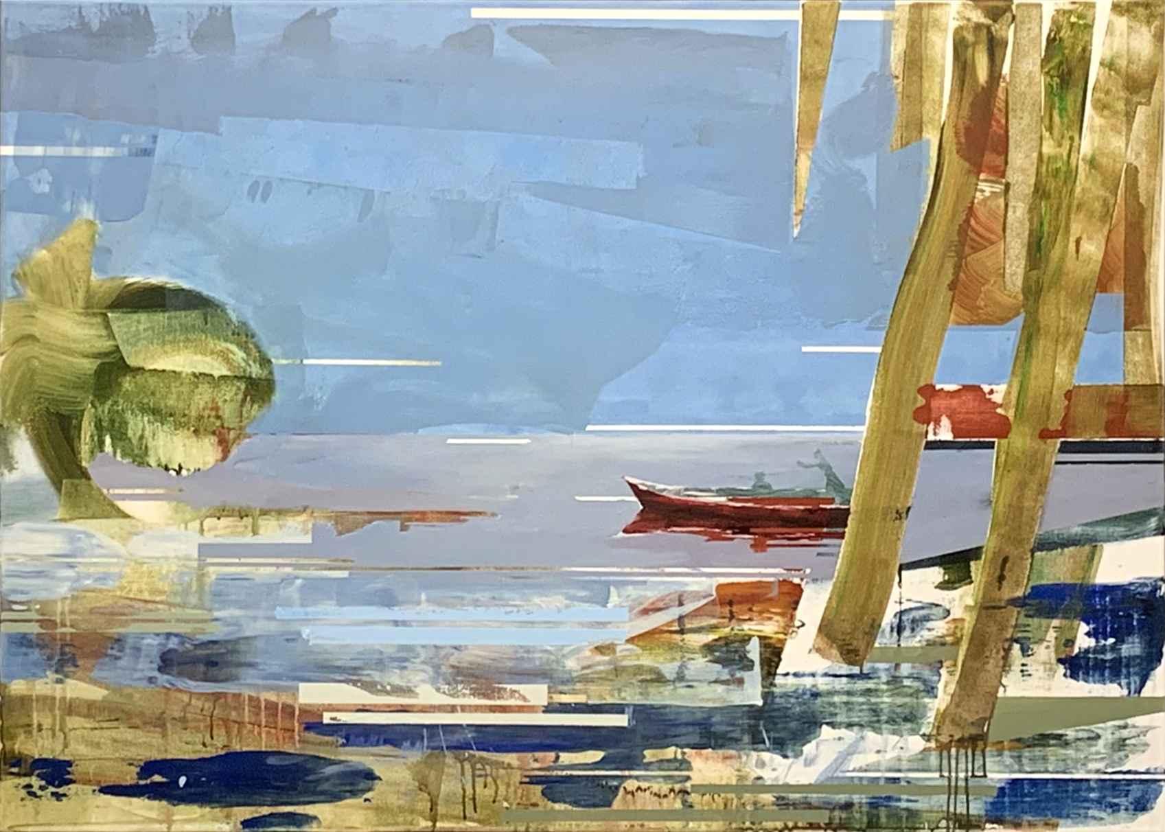 Lagoon by Mr. Michael Azgour - Masterpiece Online