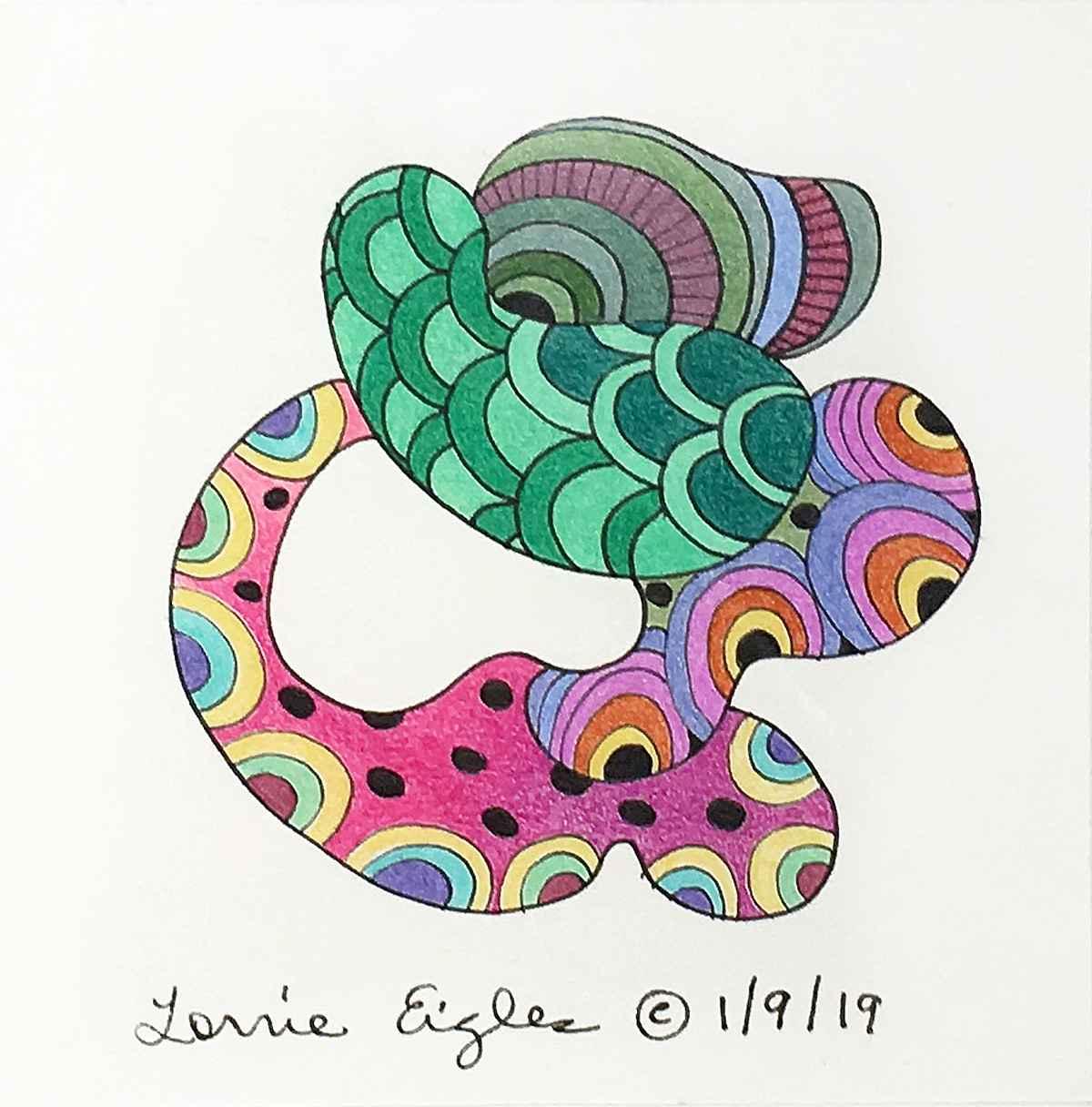 Little Gem 1/9/19  by  Lorrie Eigles