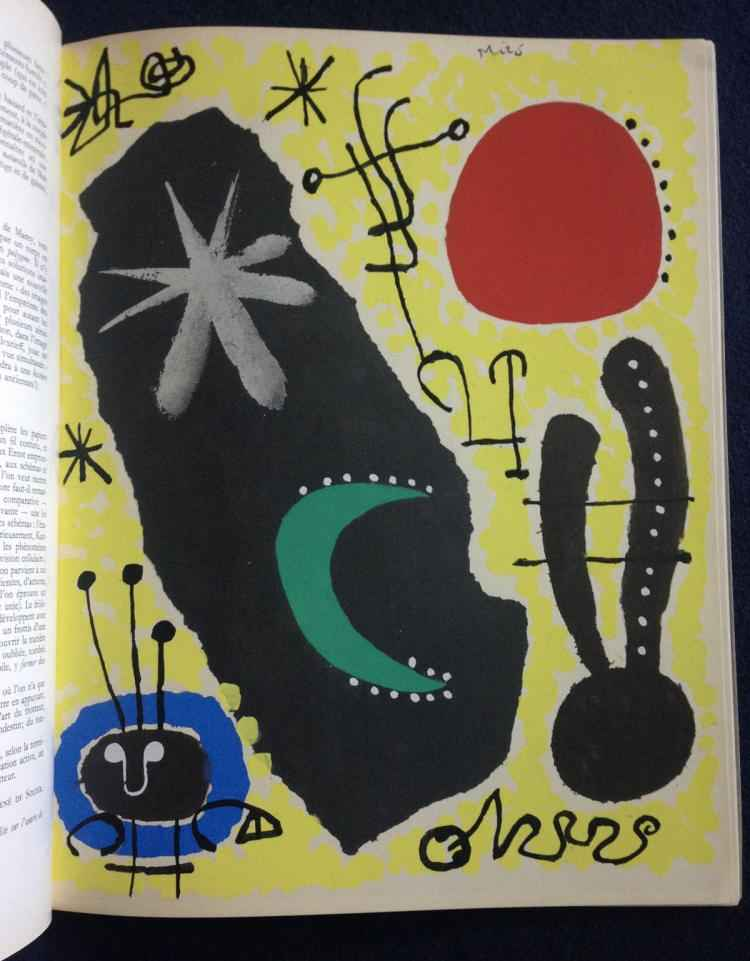 Revue XXe by  Braque, Miro`, Dubuffet and others  - Masterpiece Online