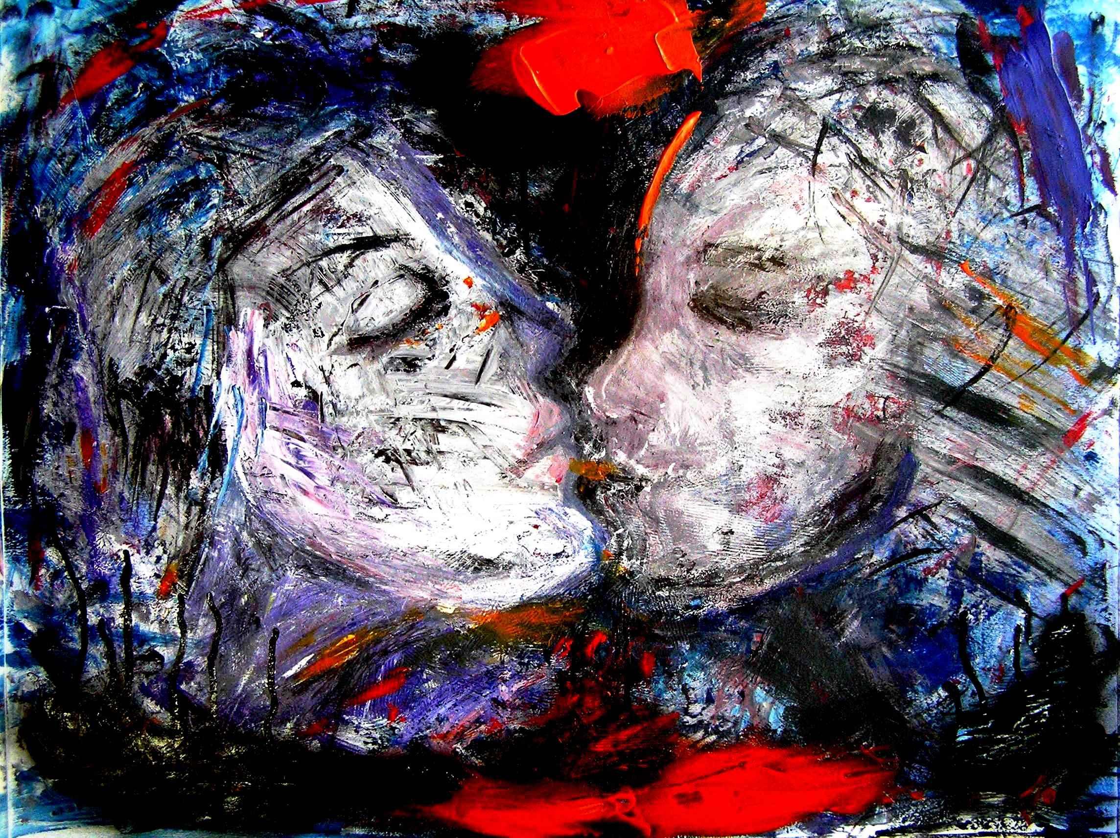 The Kiss by Mme Ioana JITARU - Masterpiece Online